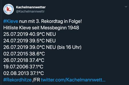 Kachelmannwetter